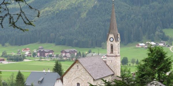 Evangelische Kirche in Gosau