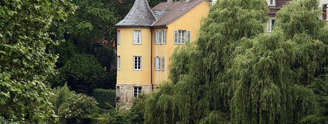 Stocherkahnanlegestelle Tübingen