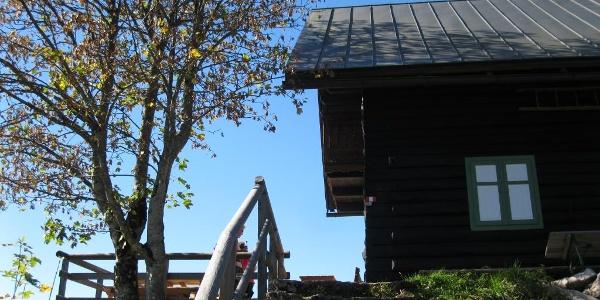 Die Lambacherhütte