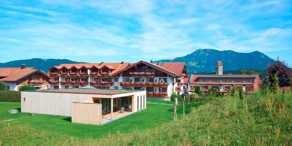 Hotel Krone im Herzen des Allgäus