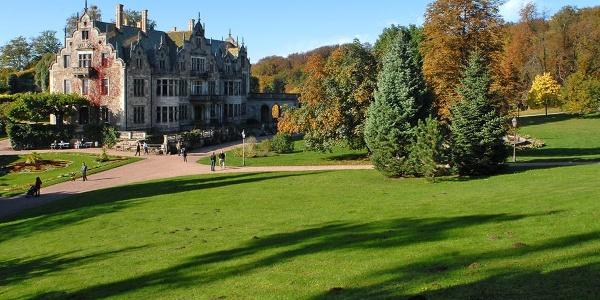 Schloss und Park Altenstein bei Bad Liebenstein