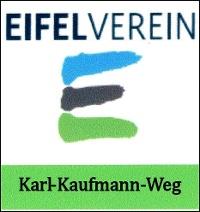 Logo des Karl-Kaufmann-Weges