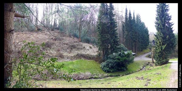 Stiepelhauser Bachtal bei Stiepelhaus zwischen Müngsten und Kohlfurth