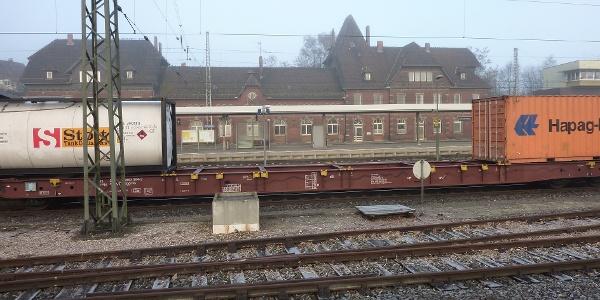 Bahnhof Eichenberg