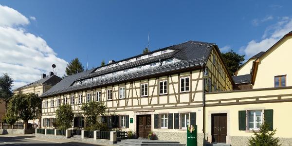 Außenansicht Wendt & Kühn-Welt Grünhainichen