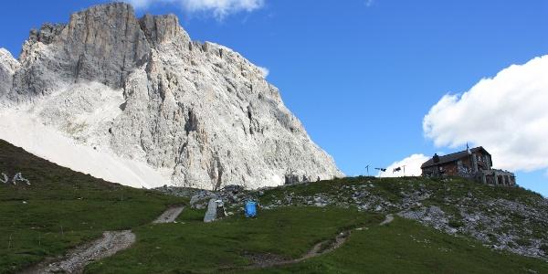Etappe 22: Sulzfluh mit Carschinahütte