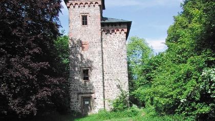Turm Burg- und Schlossruine Arenberg, Aremberg