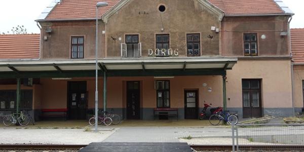 Dorog vasútállomás