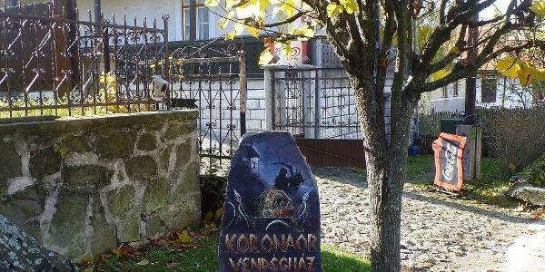 Füzér, Koronaőr vendégház étterem (OKTPH_147_2)