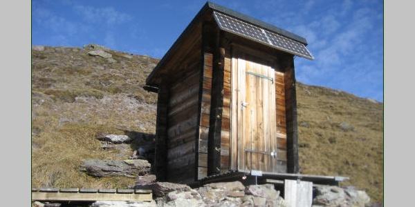WC Ramozhütte