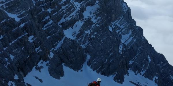 Vor der Steilstufe in der Neuen Welt