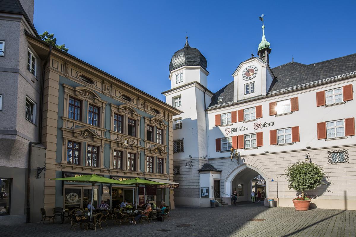 Rosenheim Mittertor
