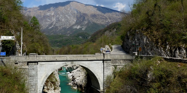 Die Napoleon-Brücke