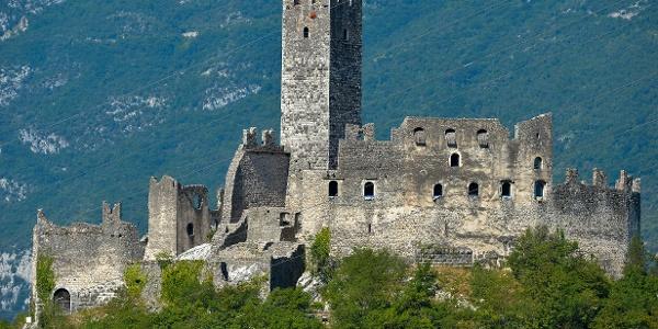 Il castello di Drena