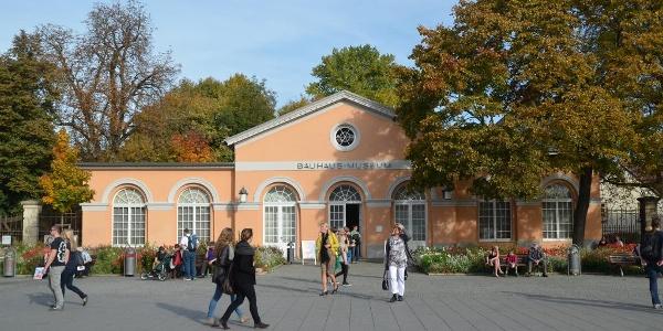 Das Bauhaus-Museum Weimar
