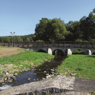 Steinbogenbrücke Kesselmühle