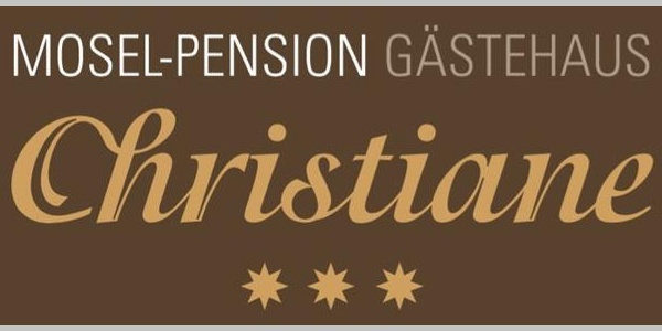 Logo Mosel-Pension Gästehaus Christiane