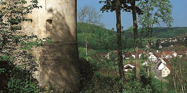 Ruine Schülzburg