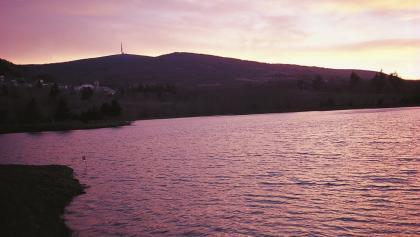 Lac de Pradelles