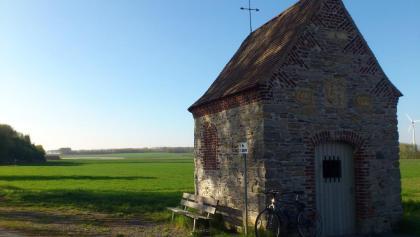 Chapelle St Joseph, s XVII, Merlin