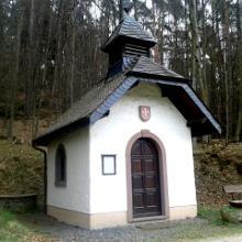 An der Kapelle Not Gottes in der Müllenwirft