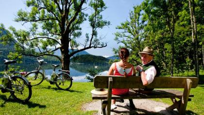 Rast am Altausseer See