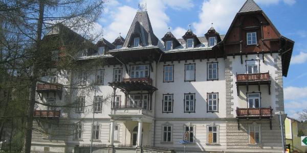 Kurhotel Stefanie in Neuhaus (09.04.2012)
