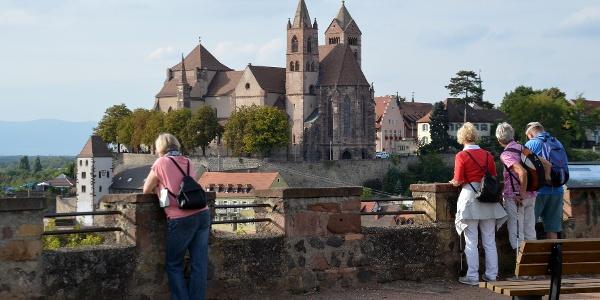 Breisach mit Stephansmünster