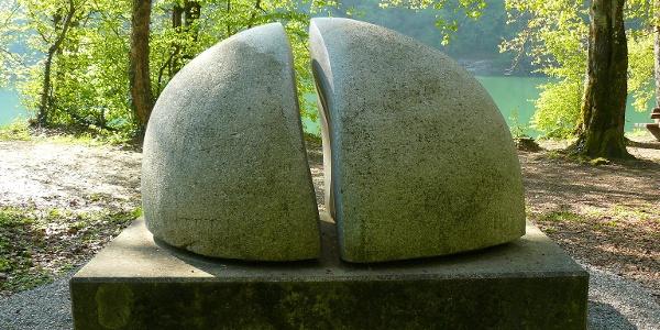 """Dipylon"" Schwarzwälder Granit"