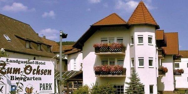 Hotelansicht Landgasthof-Hotel Zum Ochsen