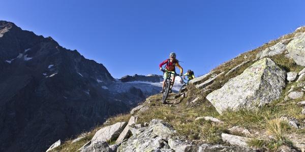 Rettenbachalm Trail - Bike Republic Sölden
