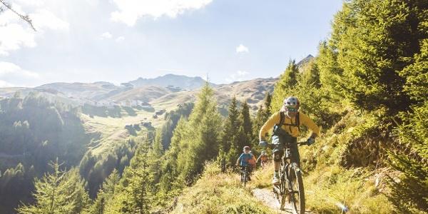Leiterberg Trail - Bike Republic Sölden