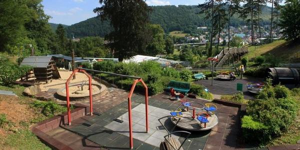 Allwetter-Sommerrodelbahn in Bodenwerder
