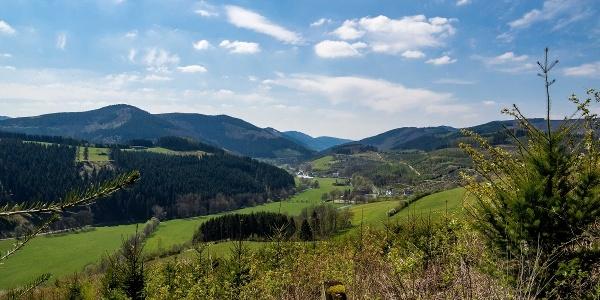 Lenne im Schmallenberger Sauerland
