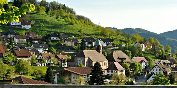 Seebach: Start - Ziel