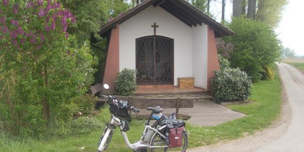 Kapelle nähe Bürstadt