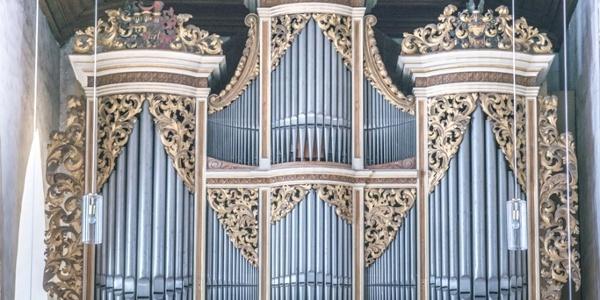 Orgel St.Georgenkirche Rötha