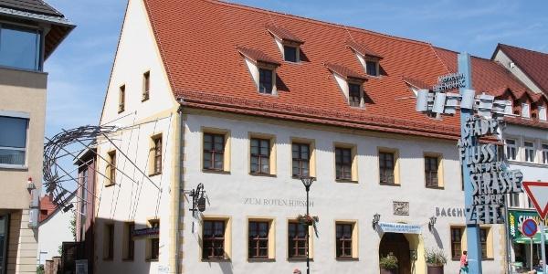 Tourist-Information Eilenburg