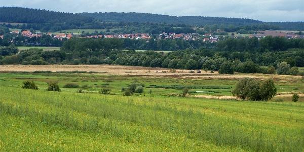 Naturschutzgebiet Rhäden bei Dankmarshausen