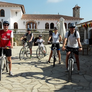 Wonderlijk Cycling in Tarragona: the best bike routes VP-17