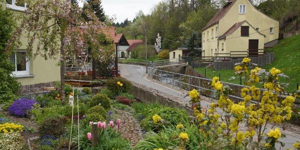 Taubenheim an der kleinen Triebisch