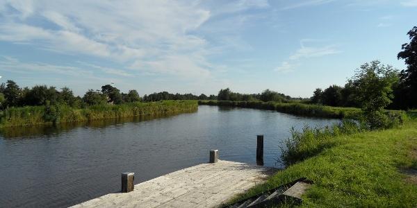 Ems-Jade-Kanal Radweg
