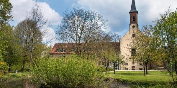 Kloster Schmerlenbach - Wallfahrtskirche St Agatha