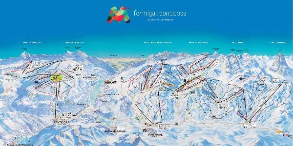 Aramon Formigal Panticosa Estaciones De Esqui Outdooractive Com