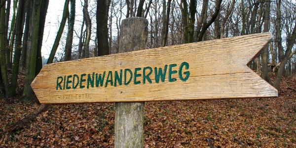 """Kritzendorfer """"Riedenwanderweg"""" im Winter"""