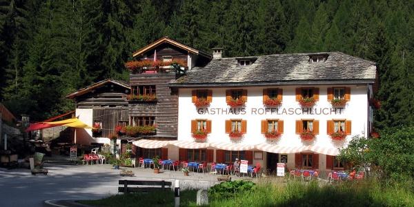 Hotel Rofflaschlucht
