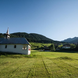 Kapelle in Cavorgia