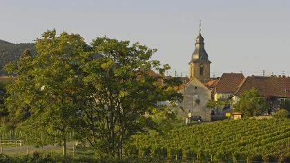 Blick auf Frankweiler