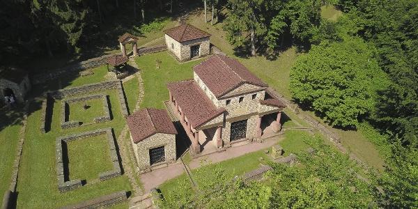 Tempelanlage Tawern (2)