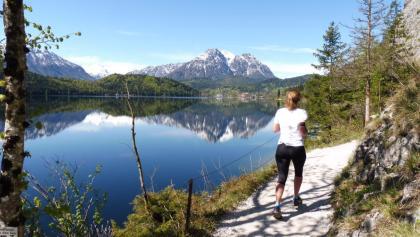 Die schönste Laufstrecke auf der Welt
